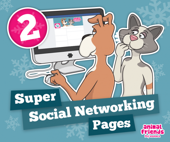 2 Super Social Networking Pages