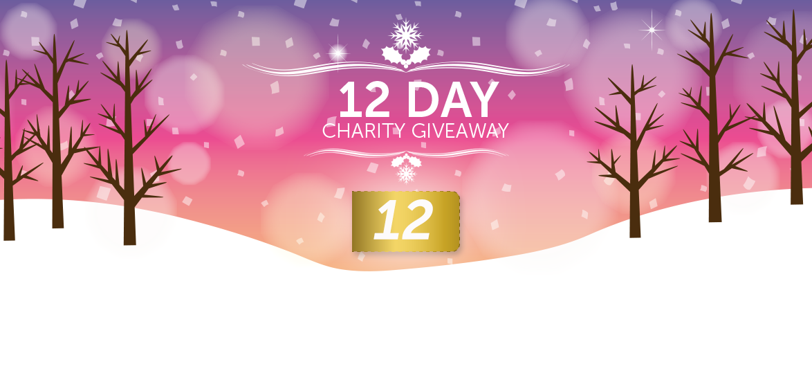 12 Days of Christmas Charity Giveaway 2016: Durrell Wildlife Conservation Trust