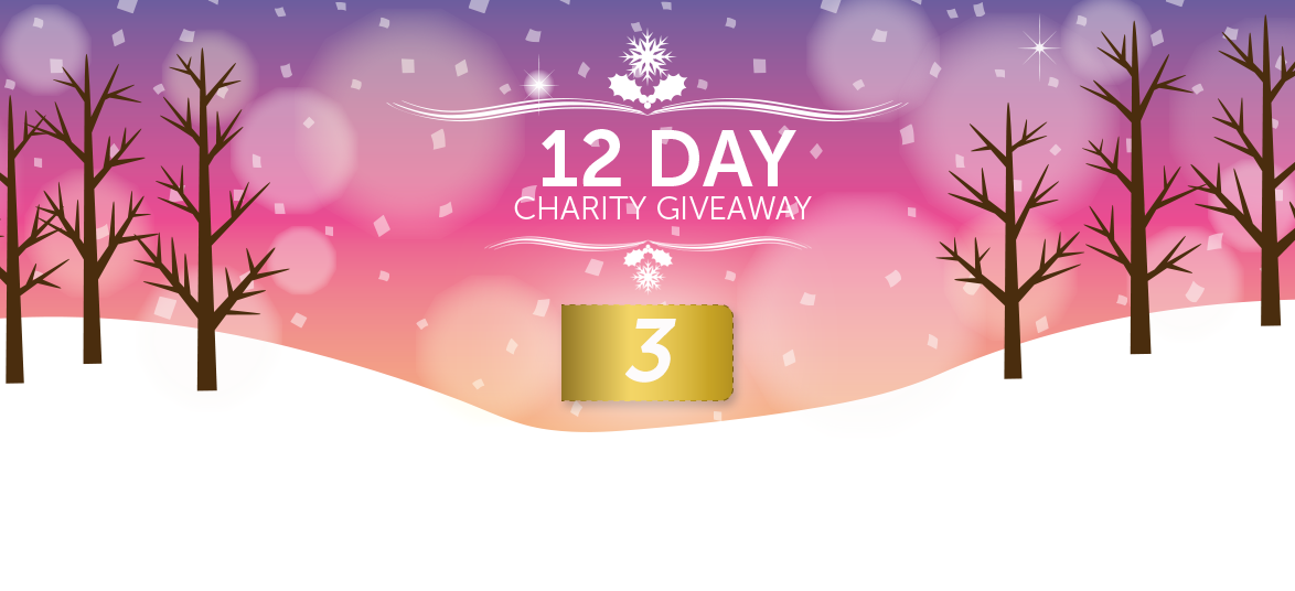 12 Days of Christmas Charity Giveaway 2016: Holly Hedge Animal Sanctuary