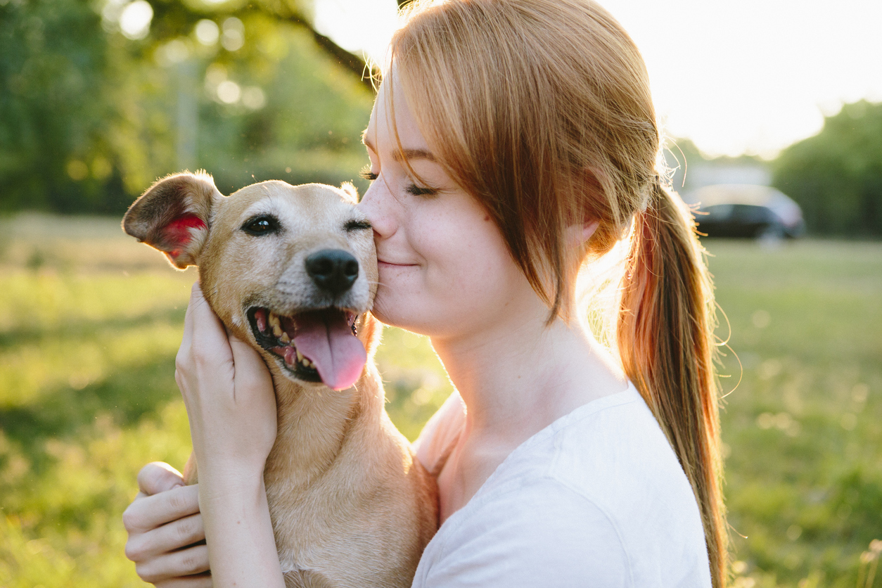 A fifth of Brits would rather cuddle with their dog than their partner