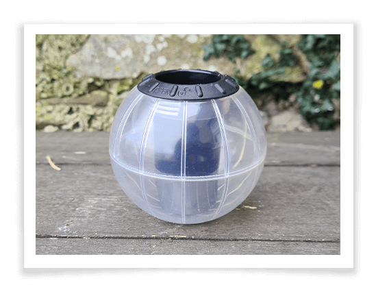 Buster Catrine Treat Ball Review 2