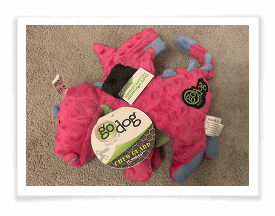GoDog Dragon Dog Toy Product Review 1