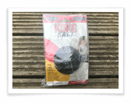 KONG Extreme Ball Review